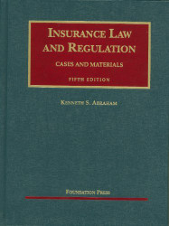 Insurance Law And Regulation