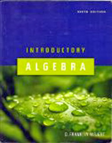 Introductory Algebra Hawkes Learning Systems