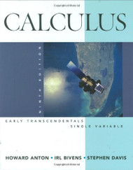 Calculus Early Transcendentals Single Variable