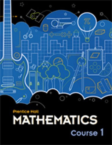 MIDDLE GRADES MATH COURSE 1