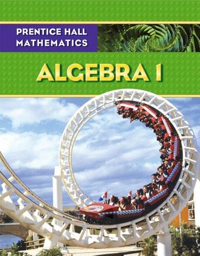 Prentice Hall Math Algebra 1