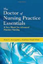 Doctor Of Nursing Practice Essentials