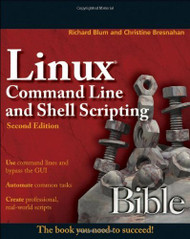 Linux Command Line And Shell Scripting Bible
