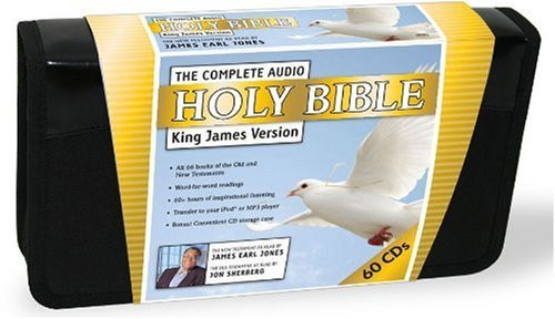 Complete Audio Holy Bible