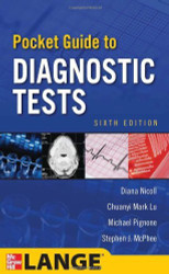 Pocket Guide To Diagnostic Tests
