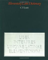 Elementary Latin Dictionary