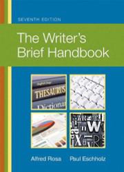 Writer's Brief Handbook