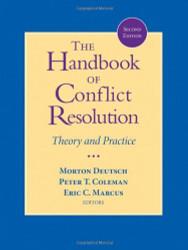 Handbook Of Conflict Resolution