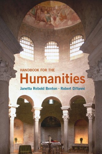 Handbook for the Humanities