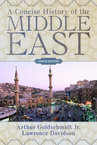 Concise History Of The Middle East