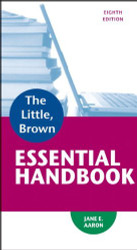 Little Brown Essential Handbook