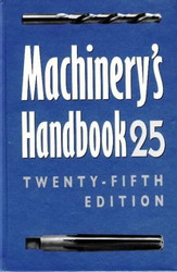 Machinery's Handbook 25