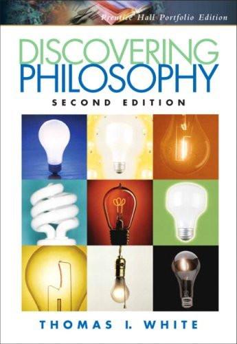 Discovering Philosophy Portfolio