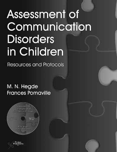 Assessment Of Communication Disorders In Children