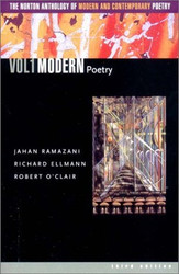 Norton Anthology Of Modern And Contemporary Poetry Volume 1