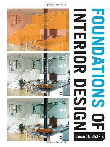Foundations of interior design by susan slotkis american book warehouse for Foundations of interior design