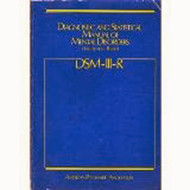 Diagnostic and Statistical Manual of Mental Disorders Dsm-Iii-R