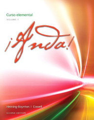 Anda! Curso Elemental Volume 1