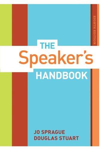 Speaker's Handbook