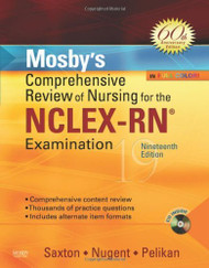 Mosby's Comprehensive Review Of Nursing For Nclex-Rn Examination