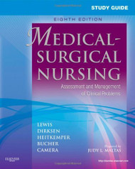 Study Guide For Medical-Surgical Nursing