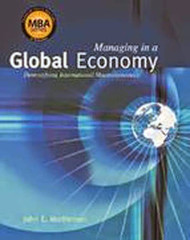 Managing In A Global Economy