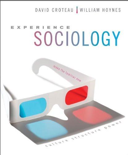 Experience Sociology