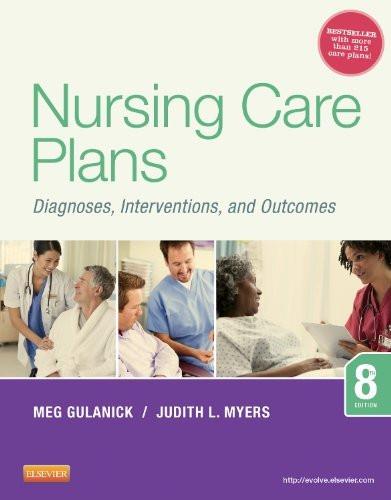 Nursing Care Plans
