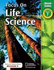 Focus on Life Science California Grade 7