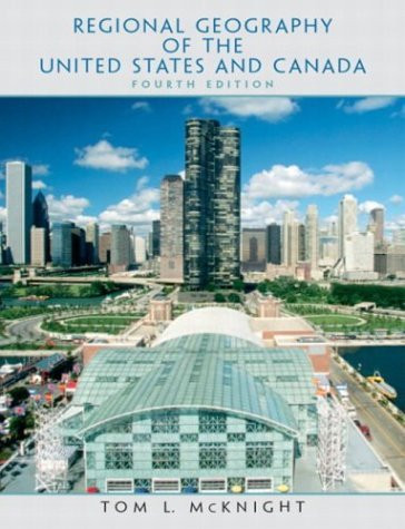 Regional Geography Of The United States And Canada