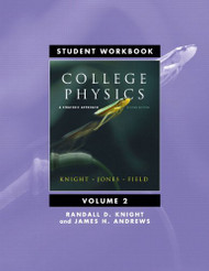 Student Workbook For College Physics Volume 2