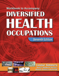 Workbook To Accompany Diversified Health Occupations
