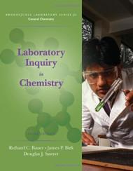 Laboratory Inquiry In Chemistry