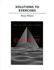 Solutions To Exercises For Chemistry