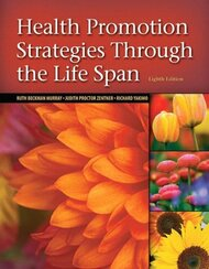 Health Promotion Strategies Through The Life Span