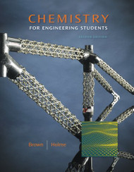 Student Solutions Manual With Study Guide For Brown/Holme's Chemistry For Engineering Students 2Nd