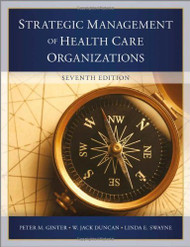 Strategic Management Of Health Care Organizations