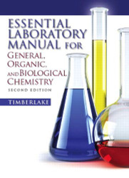 Essential Laboratory Manual For General Organic And Biological Chemistry