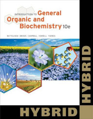 Introduction to General Organic and Biochemistry Hybrid