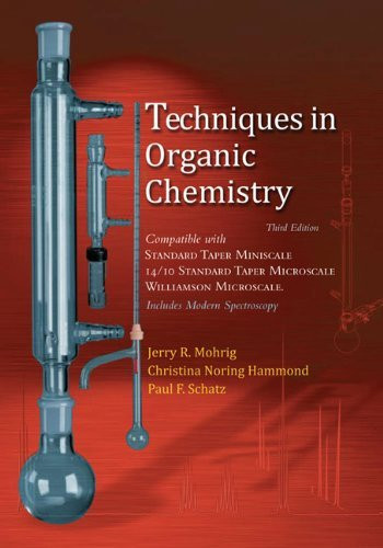 Techniques In Organic Chemistry