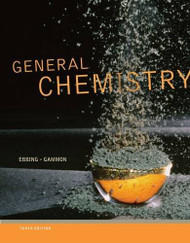 Study Guide For General Chemistry by Ebbing