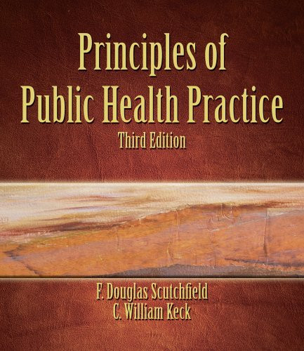 Principles Of Public Health Practice