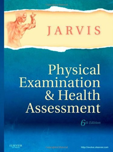 Physical Examination And Health Assessment