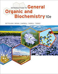 Introduction To General Organic And Biochemistry  -  by Bettelheim