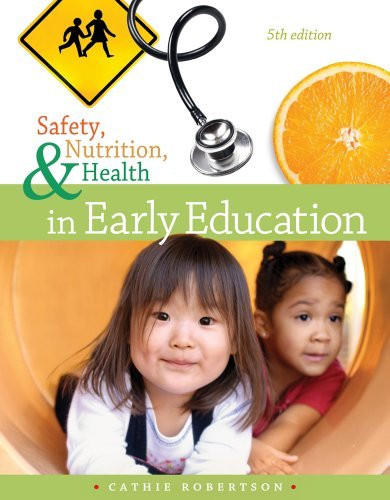 Safety Nutrition And Health In Early Education