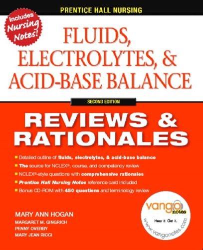 Fluids Electrolytes And Acid-Base Balance