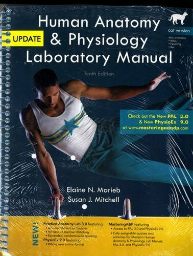 Human Anatomy And Physiology Laboratory Manual Cat Version