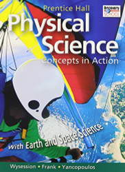 High School Physical Science by PRENTICE HALL