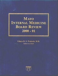Mayo Internal Medicine Board Review 1998-99