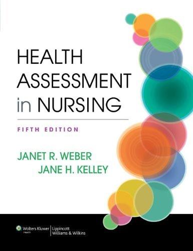 Health Assessment In Nursing